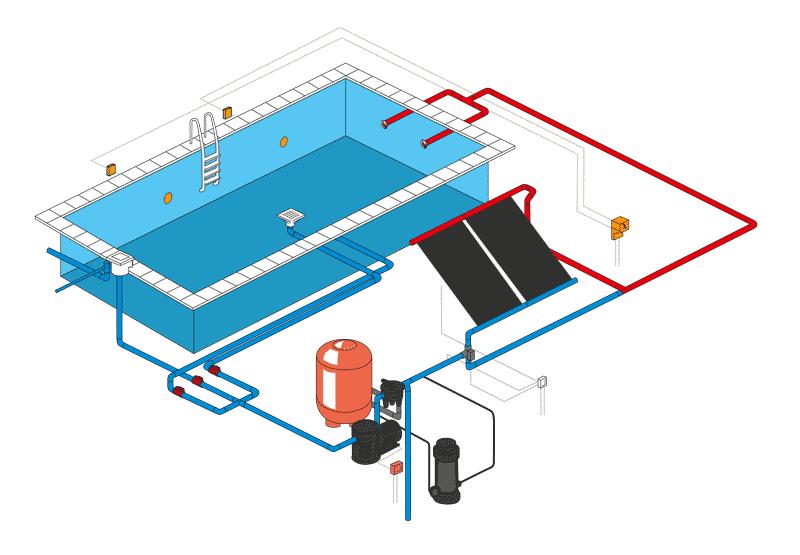 Eigen zwembad bouwen fase het tegelwerk we hebben gekozen for Kostprijs zwembad aanleggen